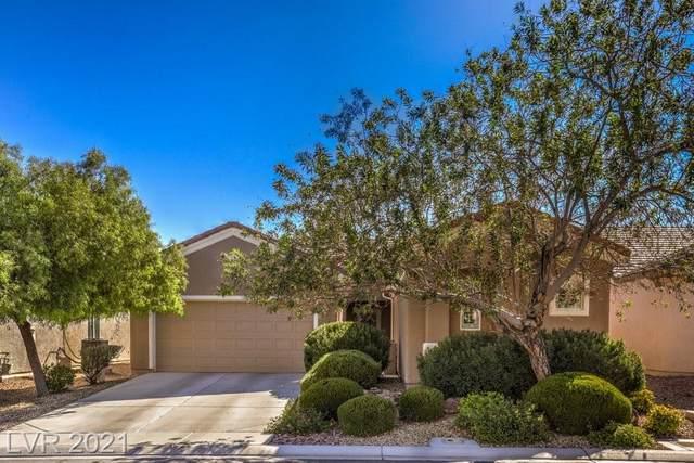 2355 Great Auk Avenue, North Las Vegas, NV 89084 (MLS #2341831) :: The Wright Group