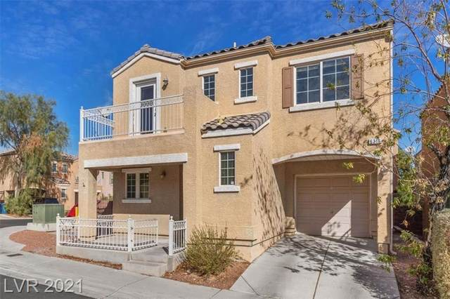 6316 Oread Avenue, Las Vegas, NV 89139 (MLS #2341832) :: Hebert Group   eXp Realty