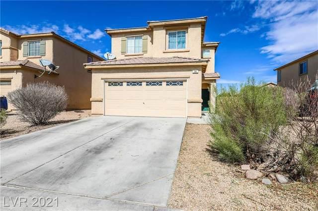36 Rosa Rosales Court, North Las Vegas, NV 89031 (MLS #2341834) :: Hebert Group | eXp Realty