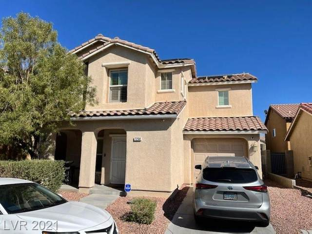 7258 Pine Barrens Street, Las Vegas, NV 89148 (MLS #2341840) :: Lindstrom Radcliffe Group