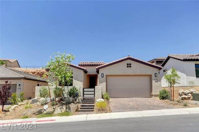 23 Cliffwater Street, Henderson, NV 89011 (MLS #2341864) :: Custom Fit Real Estate Group