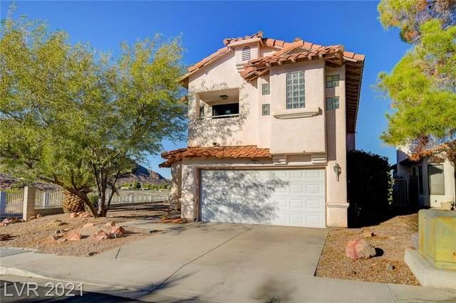 112 Ocean Mist Lane, Boulder City, NV 89005 (MLS #2341872) :: DT Real Estate
