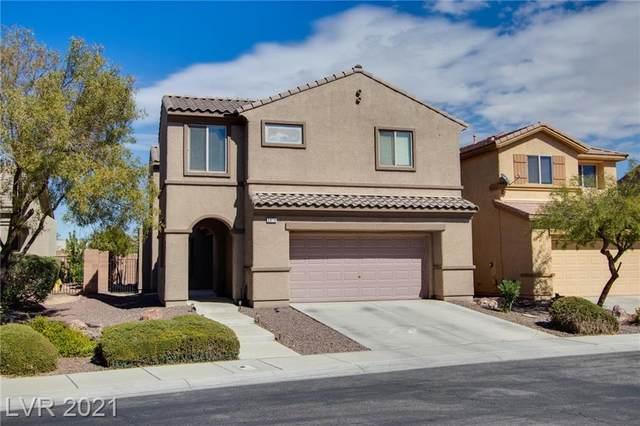 6874 Desert Thrasher Drive, North Las Vegas, NV 89084 (MLS #2341875) :: Jack Greenberg Group