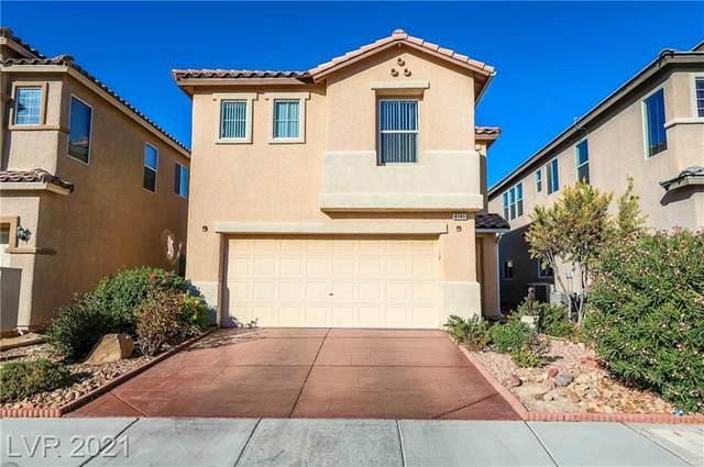 8741 Dodds Canyon Street, Las Vegas, NV 89131 (MLS #2341876) :: ERA Brokers Consolidated / Sherman Group