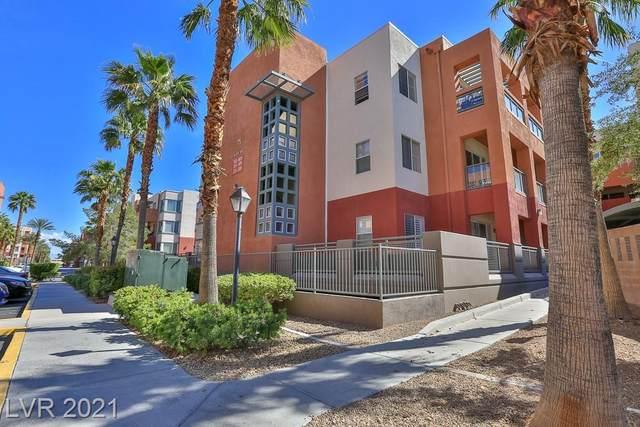 35 E Agate Avenue #306, Las Vegas, NV 89123 (MLS #2341902) :: Alexander-Branson Team | Realty One Group