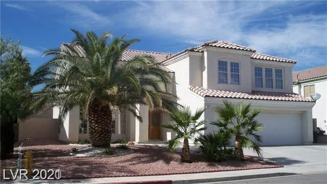 7611 Cougar Creek Circle, Las Vegas, NV 89123 (MLS #2341904) :: Team Michele Dugan