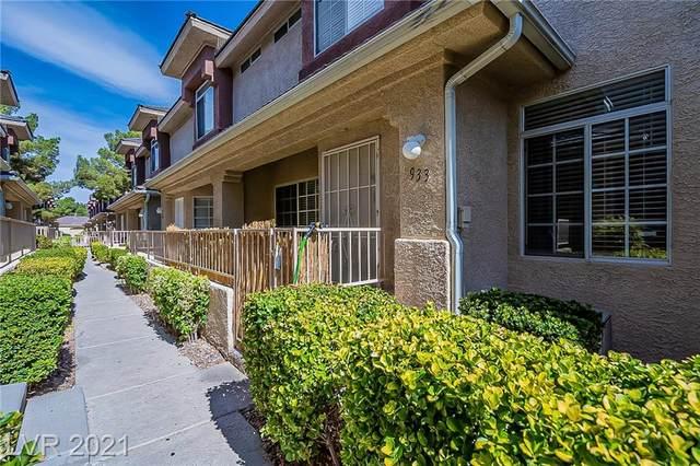 933 Dusty Creek Street, Las Vegas, NV 89128 (MLS #2341911) :: Keller Williams Realty