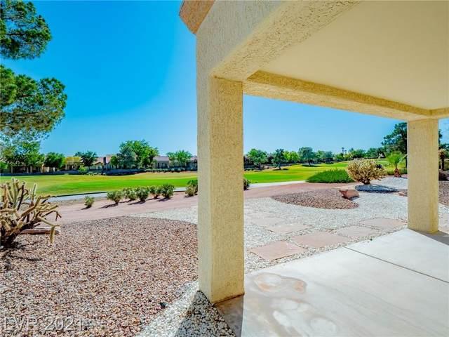 2600 Golfside Drive, Las Vegas, NV 89134 (MLS #2341931) :: Coldwell Banker Premier Realty