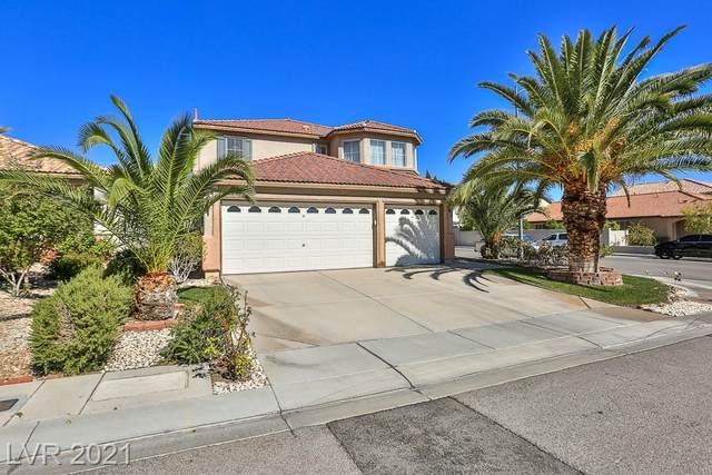 9882 Shadow Grove Avenue, Las Vegas, NV 89148 (MLS #2341949) :: Jack Greenberg Group