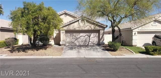 2160 Crestline Falls Place, Las Vegas, NV 89134 (MLS #2341951) :: Jeffrey Sabel