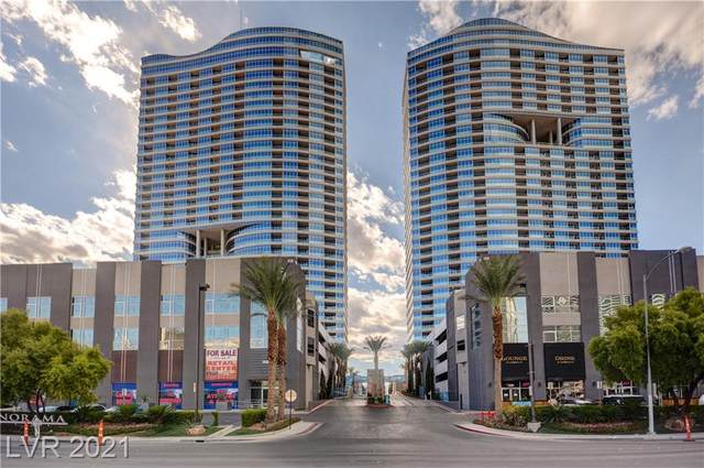 4575 Dean Martin Drive #2107, Las Vegas, NV 89103 (MLS #2341956) :: The TR Team