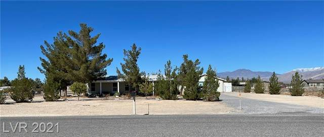 3830 Paiute Boulevard, Pahrump, NV 89061 (MLS #2341959) :: Jack Greenberg Group