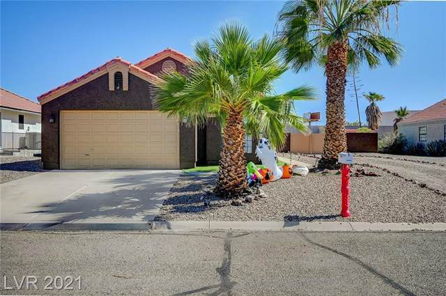 30 Palm Gardens Drive, Palm Gardens, NV 89039 (MLS #2341969) :: The Wright Group