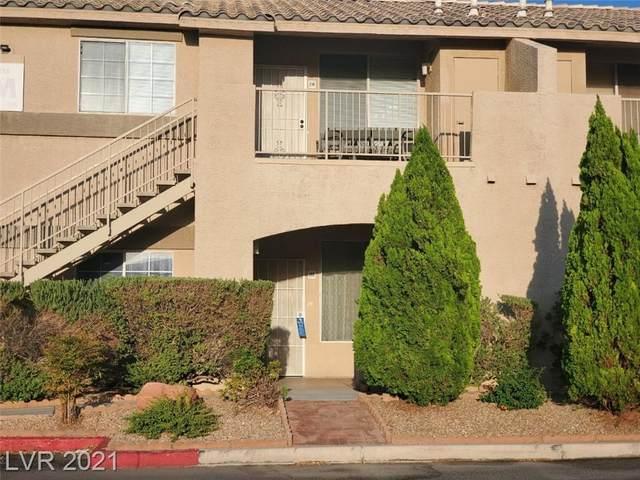 1401 N Michael Way #116, Las Vegas, NV 89108 (MLS #2341973) :: ERA Brokers Consolidated / Sherman Group