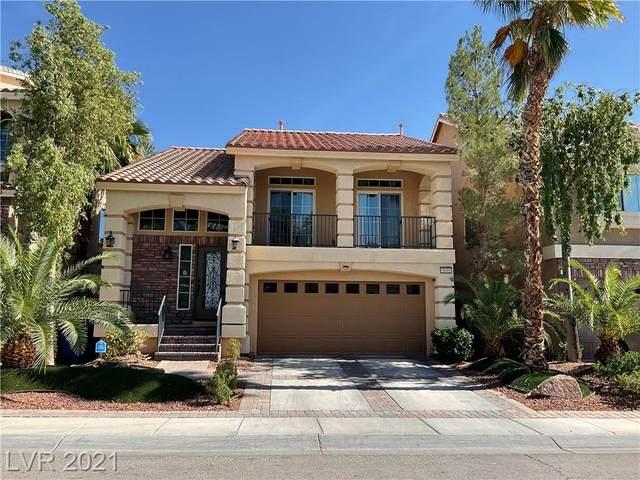 9848 Belle Marie Court, Las Vegas, NV 89141 (MLS #2341980) :: Alexander-Branson Team | Realty One Group