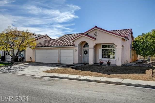 1735 English Rose Drive, Las Vegas, NV 89142 (MLS #2341983) :: Alexander-Branson Team | Realty One Group