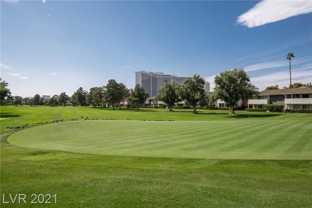 2831 Geary Place #2934, Las Vegas, NV 89109 (MLS #2341996) :: Jeffrey Sabel