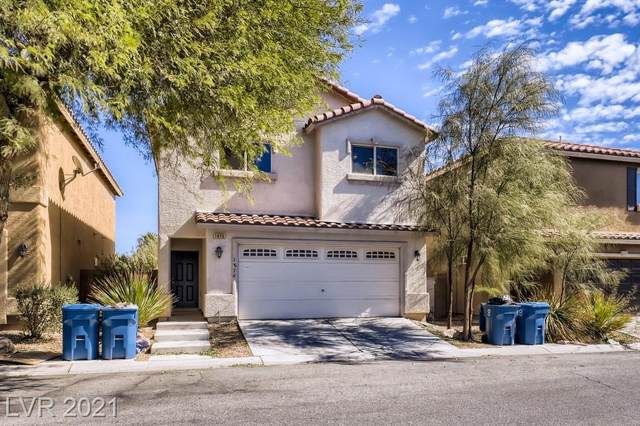 1876 Vida Pacifica Street, Las Vegas, NV 89115 (MLS #2342019) :: Alexander-Branson Team | Realty One Group