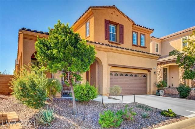 10319 Bush Mountain Avenue, Las Vegas, NV 89166 (MLS #2342023) :: Keller Williams Realty