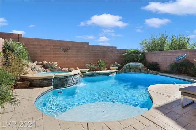 3908 Total Eclipse Street, Las Vegas, NV 89129 (MLS #2342024) :: Hebert Group   eXp Realty