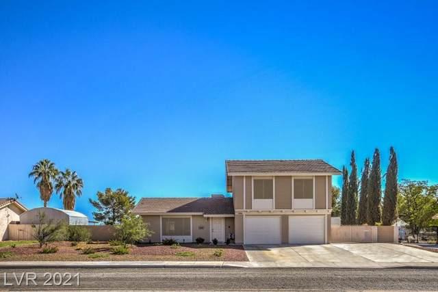 4101 N Torrey Pines Drive, Las Vegas, NV 89108 (MLS #2342030) :: Signature Real Estate Group
