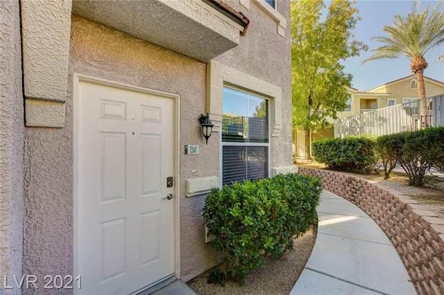 10001 Peace Way #1341, Las Vegas, NV 89147 (MLS #2342040) :: Hebert Group | eXp Realty