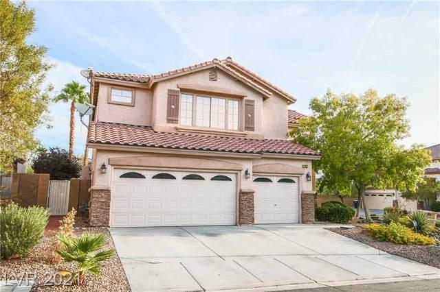 5052 Esposito Avenue, Las Vegas, NV 89141 (MLS #2342043) :: Keller Williams Realty