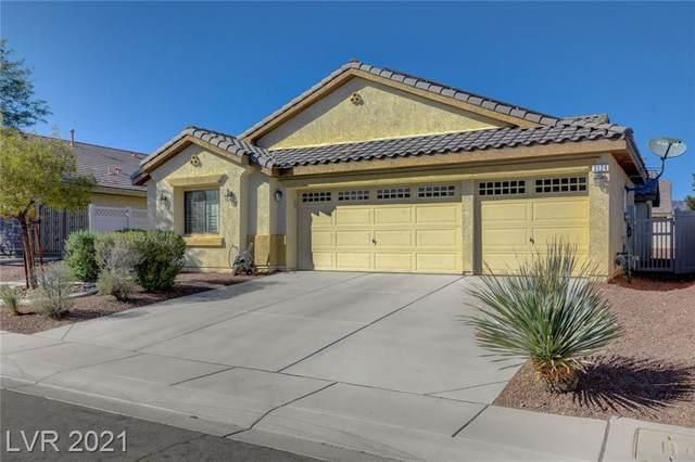 3124 Prairie Princess Avenue, North Las Vegas, NV 89081 (MLS #2342044) :: Jack Greenberg Group
