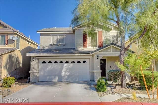 308 Copper Pine Avenue, North Las Vegas, NV 89031 (MLS #2342048) :: Jack Greenberg Group