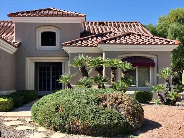3021 Highland Falls Drive, Las Vegas, NV 89134 (MLS #2342050) :: The TR Team