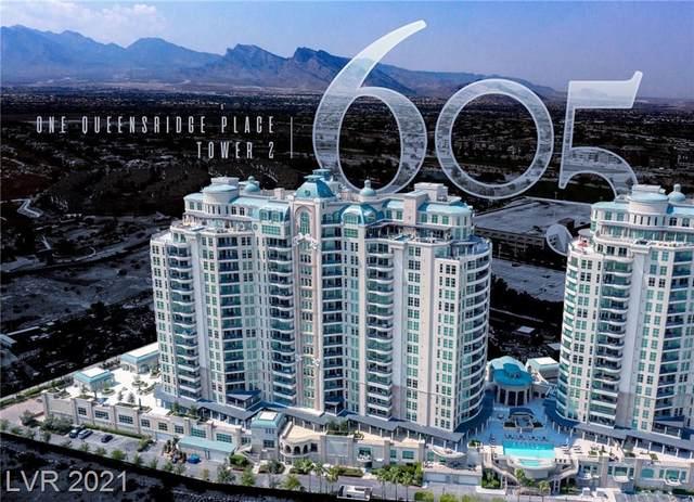 9103 Alta Drive #605, Las Vegas, NV 89145 (MLS #2342052) :: Coldwell Banker Premier Realty