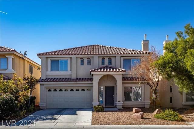 10607 Salmon Leap Street, Las Vegas, NV 89183 (MLS #2342053) :: Hebert Group | eXp Realty