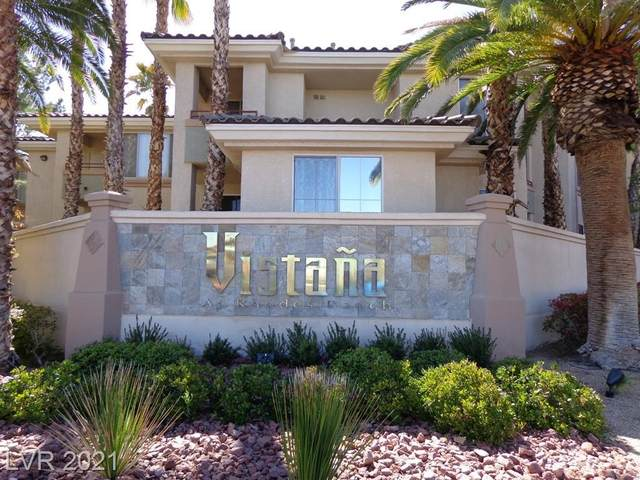 7163 S Durango Drive #210, Las Vegas, NV 89113 (MLS #2342054) :: 775 REALTY
