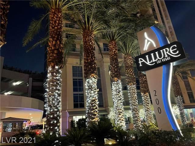 200 W Sahara Avenue #605, Las Vegas, NV 89102 (MLS #2342057) :: DT Real Estate
