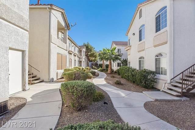 1405 S Nellis Boulevard #2069, Las Vegas, NV 89104 (MLS #2342063) :: Jeffrey Sabel