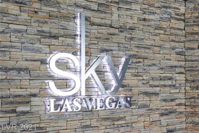 2700 Las Vegas Boulevard #2703, Las Vegas, NV 89109 (MLS #2342077) :: Hebert Group | eXp Realty