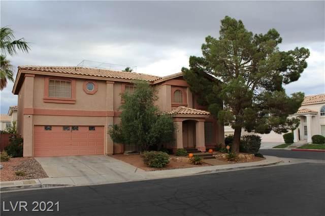 2856 Destino Lane, Henderson, NV 89074 (MLS #2342084) :: Signature Real Estate Group
