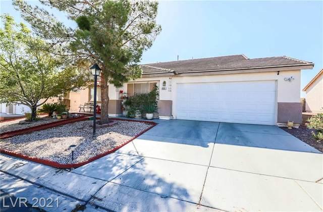 905 Dulcet Drive, North Las Vegas, NV 89032 (MLS #2342093) :: Team Michele Dugan