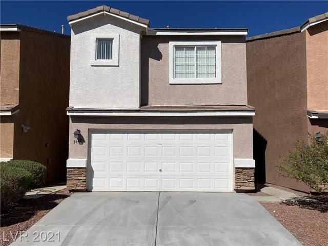 3642 Moonlit Beach Avenue, Las Vegas, NV 89115 (MLS #2342110) :: Coldwell Banker Premier Realty