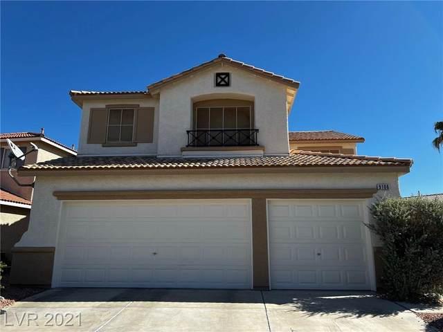 9106 S Ivybridge Street, Las Vegas, NV 89123 (MLS #2342119) :: Hebert Group | eXp Realty