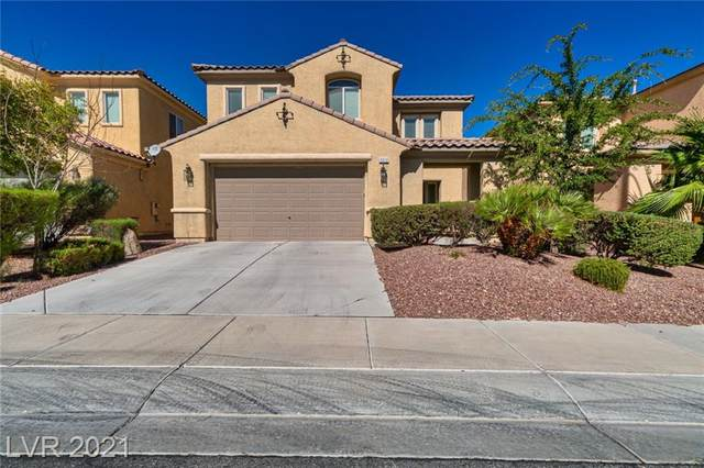 3312 Birdwatcher Avenue, North Las Vegas, NV 89084 (MLS #2342138) :: The Wright Group