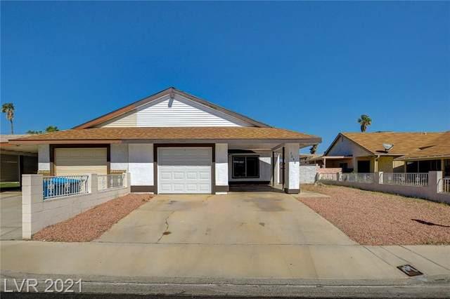 7040 Forest Vista Street, Las Vegas, NV 89147 (MLS #2342143) :: The Chris Binney Group | eXp Realty