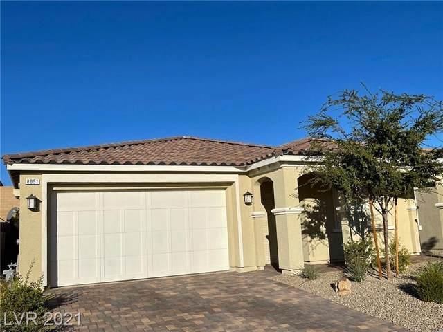 8051 Eve Rock Street, Las Vegas, NV 89166 (MLS #2342146) :: Vegas Plus Property Management