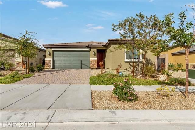 4214 Callisto Avenue, North Las Vegas, NV 89084 (MLS #2342155) :: Vegas Plus Property Management