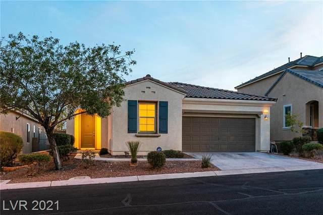 10423 Bush Mountain Avenue, Las Vegas, NV 89166 (MLS #2342156) :: Keller Williams Realty