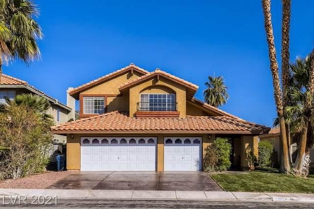 3376 Diego Bay Circle, Las Vegas, NV 89117 (MLS #2342160) :: Lindstrom Radcliffe Group