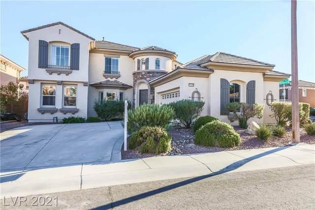 11539 Valentino Lane, Las Vegas, NV 89138 (MLS #2342174) :: Coldwell Banker Premier Realty