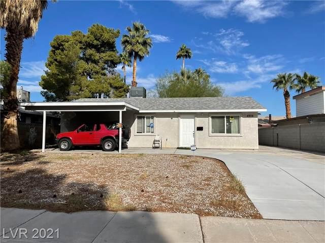 4904 Pancho Villa Drive, Las Vegas, NV 89121 (MLS #2342178) :: Coldwell Banker Premier Realty