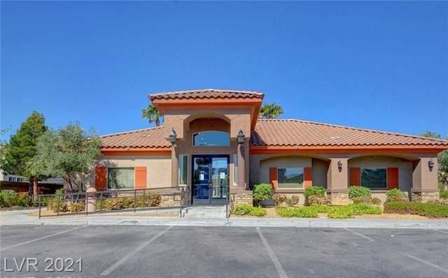 7701 W Robindale Road #278, Las Vegas, NV 89113 (MLS #2342189) :: Jeffrey Sabel