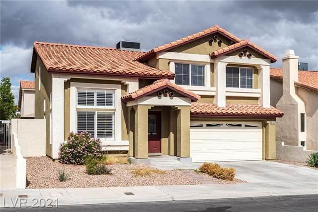 8752 Harvest Valley Avenue, Las Vegas, NV 89129 (MLS #2342194) :: ERA Brokers Consolidated / Sherman Group